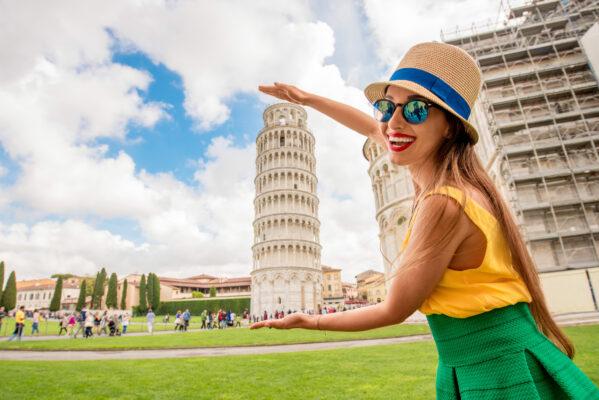 Pisa Turm Italien