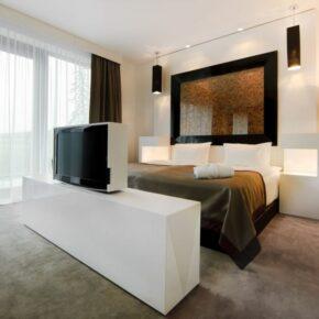 Platinum Palace Zimmer