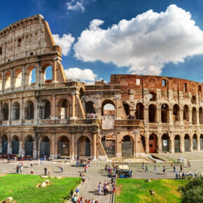Kurztrip nach Italien: 3 Tage Rom mit Unterkunft, Frühstück & Flug ab 99€