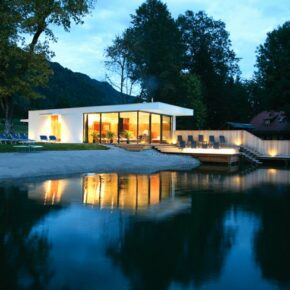 Seehotel Hoffmann Sauna