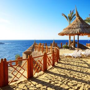 Single-Reise Ägypten: 7 Tage im 4* Hotel mit All Inclusive, Flug & Transfer für 187€