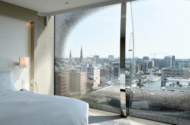 Westin Hamburg , Hotel Elbphilharmonie