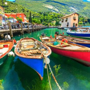 Wellness am Gardasee: 3 Tage im 4* Hotel inkl. Frühstück ab 76€