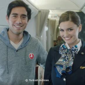 Turkish Airlines zaubert mit Youtube-Star Zach King neues Sicherheitsvideo