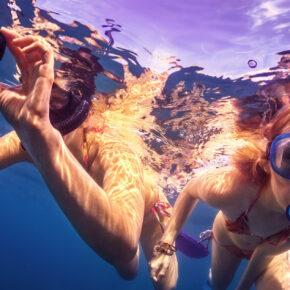 Cooles Strandurlaub-Gadget: Wasserdichte FULL HD Action Kamera für nur 25€