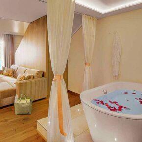 3 Tage Wellnessurlaub im 4.5* Hotel inkl. Vollpension ab 159€