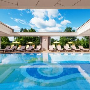 Wellnesshotel Sonnengut Pool