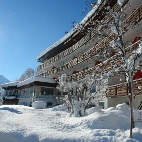Wellness in den Alpen: 3 Tage im 4* Hotel mit Halbpension ab 129 €
