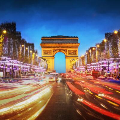 Arc d Triomphe Paris