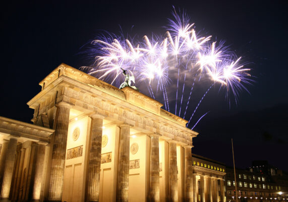 Berlin Feuerwerk