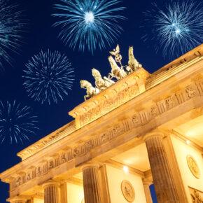 Silvester Städtetrip: 2 Tage Berlin im Hostel nur 34€