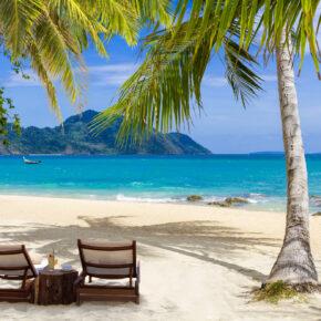Kambodscha: 11 Tage auf Trauminsel Koh Rong mit Beach-Bungalow & Flug nur 511 €