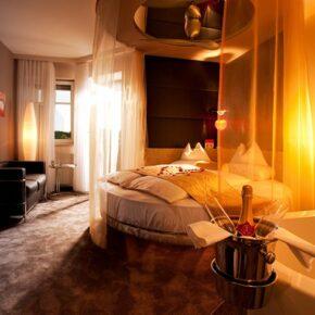 Maiers Kuschelhotel Zimmer 1