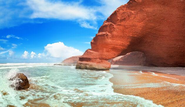 Legzira Beach Marokko