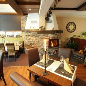 Hotel Lellmann Ludwig Restaurant