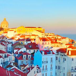 4 Tage nach Lissabon mit TOP Hotel im Stadtzentrum, Frühstück & Flug nur 90€ // Wochenendtrip 96€