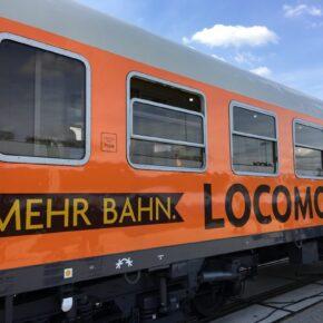 Locomore macht Deutscher Bahn Konkurrenz: Neue Strecke Stuttgart - Berlin