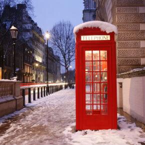Wochenendtrip im Winter: 3 Tage London im zentralen TOP 3* Hotel inkl. Flug nur 87€