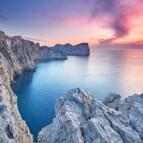 Single-Reise: 7 Tage auf Mallorca im 4* Hotel mit Flug, Transfer, Zug & Halbpension nur 388€