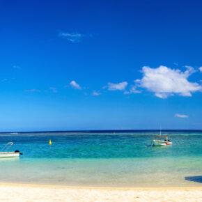 Lastminute: 10 Tage Mauritius mit guter Unterkunft, Frühstück & Direktflug nur 708€