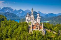 Neuschwanstein im Sommer: 2 Tage in Hohenschwangau übers Wochenende im Hotel mit Frühstück nu...
