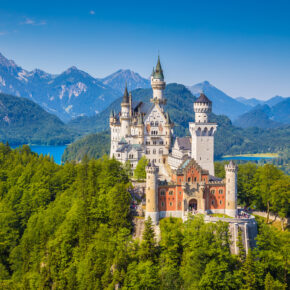 Wochenende: 3 Tage im Allgäu bei Neuschwanstein im 3* Hotel mit Frühstück & Wellness nur 79€