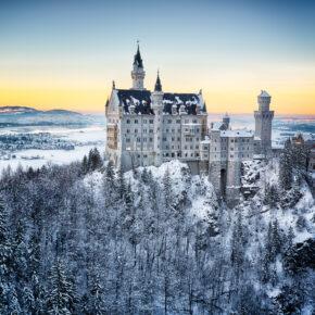 Wochenendtrip zum Schloss Neuschwanstein: 2 Tage mit TOP Unterkunft für 22€