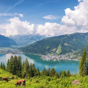 Sommer-Wochenende Salzburger Land: 3 Tage im TOP 3* Hotel mit All Inclusive Light & Wellness ab 99€