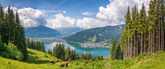 Österreich Salzburger Land