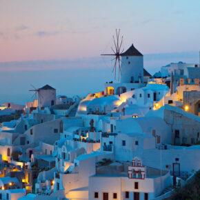 Inselhopping Griechenland: 13 Tage auf 3 Inseln mit Flügen, Hotels & Fähren nur 294€
