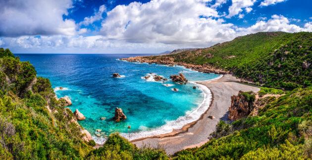 Sardinien Bucht