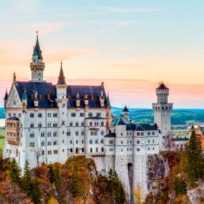 Wochenende Schloss Neuschwanstein: 3 Tage im 3* Hotel mit Frühstück, Dinner, Wellness & Eintritt ab 89€