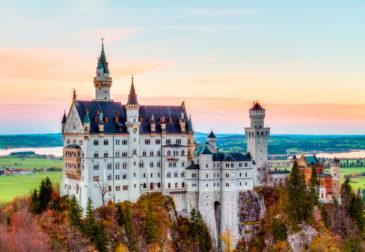 Königlicher Kurztrip: 3 Tage nahe Schloss Neuschwanstein im TOP 4* Hotel inkl. Frühstück ...
