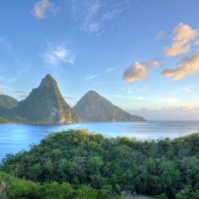 15 Tage Karibik auf St. Lucia mit Flügen, Unterkunft & Frühstück nur 846 €