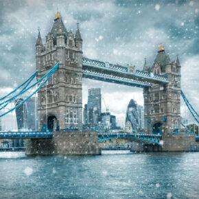 London im Winter: 3 Tage  mit Hotel & Flug nur 45€ // Wochenende 50€