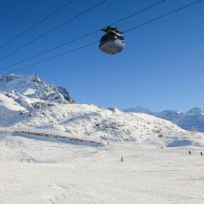 7 Tage französische Alpen im Winter-Chalet inkl. Skipass, Sauna & Pool ab nur 139 €