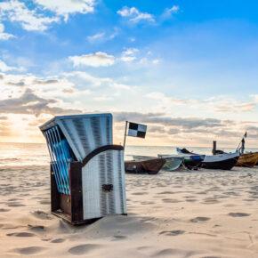 Entspannung an der Ostsee: 2 Tage im stylischen TOP Hotel direkt am Strand ab 36€