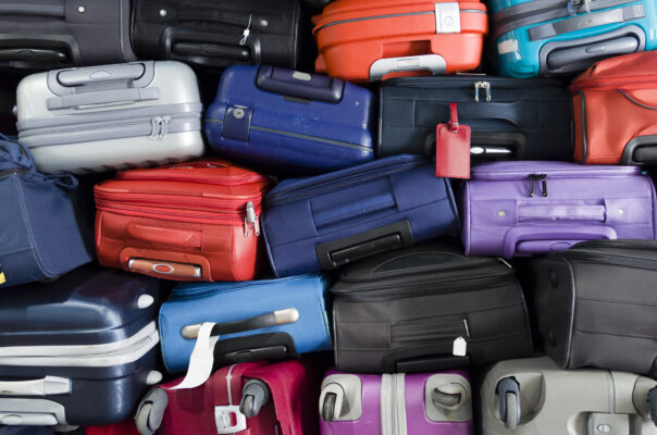 GPS Tracker für Koffer