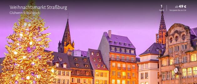 2 Tage Strßburg