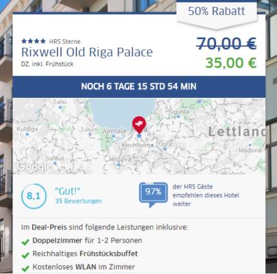 3 Tage Kurztrip nach Riga