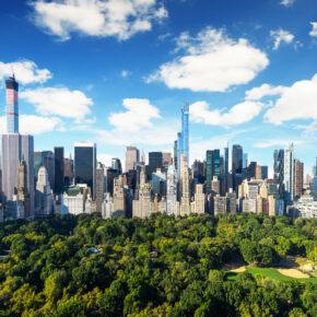 USA Frühbucher: 5 Tage New York im guten 4* Hotel mit Direktflug nur 582€