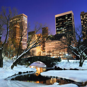 X-Mas Shopping: 5 Tage in New York City mit TOP 3* Hotel & Direktflug nur 631€
