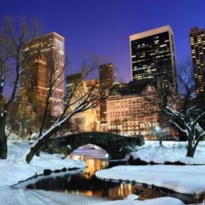 Silvester in New York: 6 Tage mit gutem 3* Hotel & Flug nur super günstige 706€