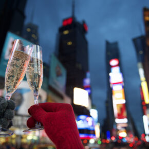 24h Sale Silvester: 6 Tage New York im zentralen TOP 4* Hotel mit Flug & Transfer ab 1.499€