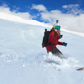 8 Tage Winterurlaub in Frankreich mit 3* Hotel & Skipass ab 129€