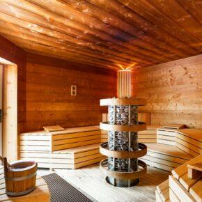 Alpenhotel Sauna