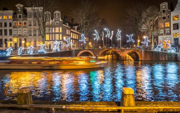 Amsterdam Weihnachtsdeko