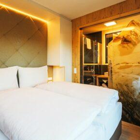 Avenida Panorama Suites Kaprun Zimmer