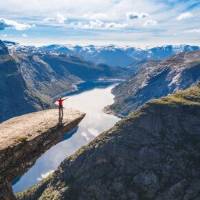 Frühling: Hin- und Rückflüge nach Bergen, Norwegen nur 91€