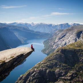 Von Oslo nach Bergen: 5 Tage Städtetrips & Zugfahrt inkl. Hotels, Frühstück, Fjord-Kreuzfahrt & Flug ab 409€